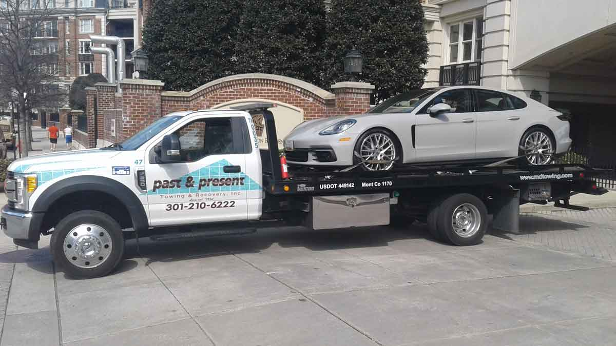 Local Towing Laurel